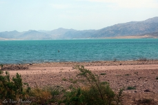 beach-lake-mead