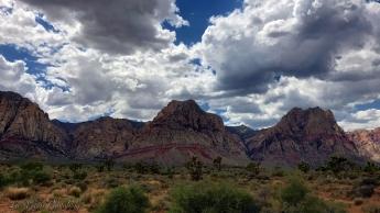 redrock-escarpment