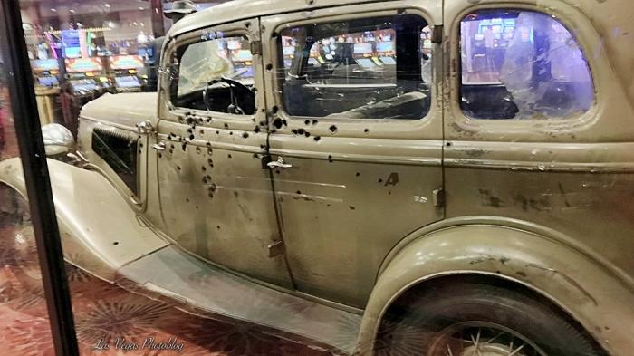 Bonnie And Clyde Car Location: The Bonnie And Clyde Death Car