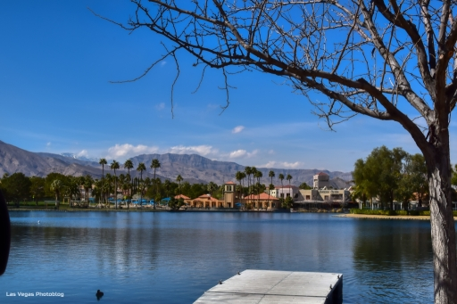 Homes on the lake