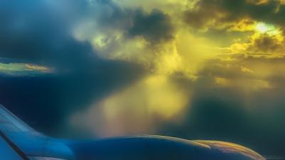 Rain sails from aloft