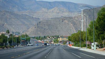 Alexander road, westbound