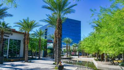 the One Summerlin business building