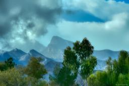 The beautiful mountains around Las Vegas!