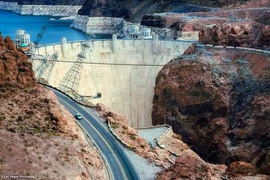 Beautiful Hoover Dam