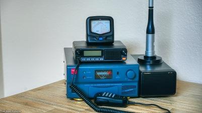 Diamond Power Supply and Yaesu Radio