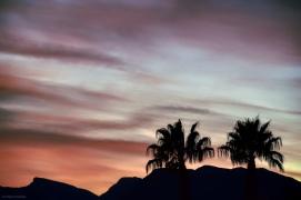 Beautiful Las Vegas Sunset